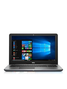 Dell Inspiron 155000 Series Intel&Reg Core&Trade I5 8Gb Ram 256Gb Ssd 15.6 Inch Full Hd Laptop With 4Gb Amd Radeon R7 And Optional Microsoft Office 365 Home  Black  Laptop With Microsoft Offi