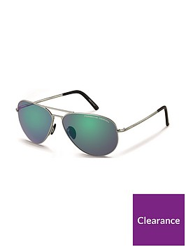 porsche-design-aviator-style-sunglasses