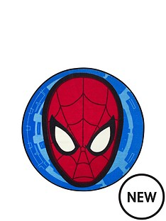 spiderman-ultimate-spiderman-city-rug