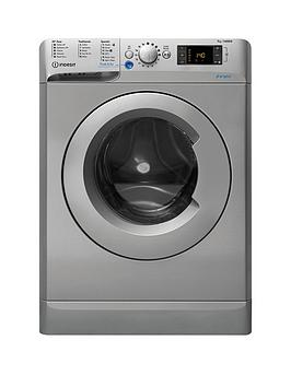 Indesit Innex Bwd71453S 7Kg Load 1400 Spin Washing Machine  Silver