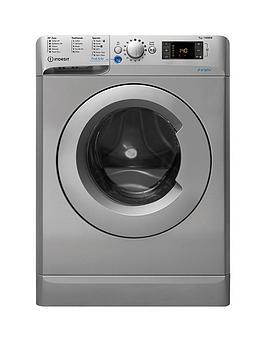 Indesit Indesit Innex Bwd71453S 7Kg Load, 1400 Spin Washing Machine -  ... Picture