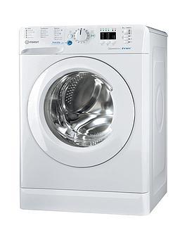 Indesit Indesit Innex Bwa81483Xw 8Kg Load, 1400 Spin Washing Machine -  ... Picture