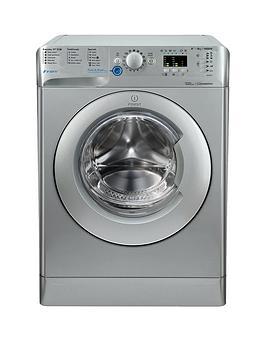 Indesit Indesit Innex Bwa81483Xs 8Kg Load, 1400 Spin Washing Machine -  ... Picture