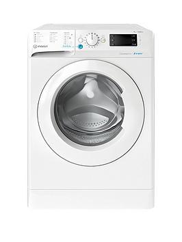 Indesit Indesit Innex Bwe91484Xw 9Kg Load, 1400 Spin Washing Machine -  ... Picture