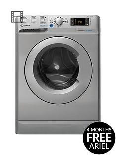 indesit-innex-bwe91484xs-9kg-load-1400-spin-washing-machine-silver