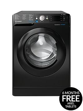 indesit-bwe91484xk-9kg-load-1400-spin-washing-machine-black