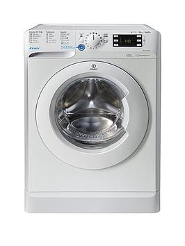 Indesit Innex Bwe101684Xw 10Kg Load 1600 Spin Washing Machine  White