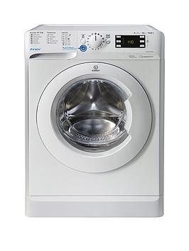 Indesit Indesit Innex Bwe101684Xw 10Kg Load, 1600 Spin Washing Machine -  ... Picture