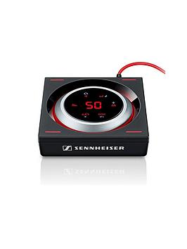 Sennheiser Gsx 1000 Stylish Usb Audio Amplifier With Led Touch Panel