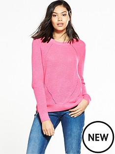 noisy-may-ls-open-knit-top