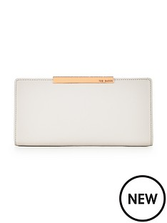 ted-baker-ted-baker-zip-around-textured-metal-bar-matinee-purse