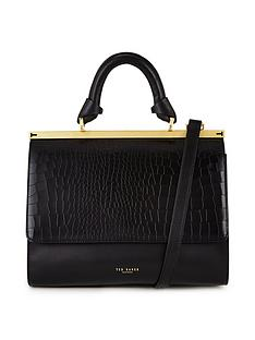 ted-baker-textured-bar-top-handle-tote