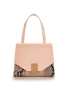 ted-baker-snake-skin-shoulder-bag
