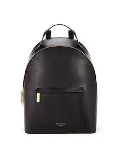 ted-baker-mini-grain-leather-backpack