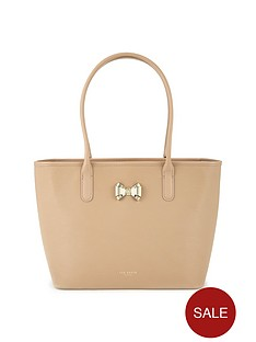 ted-baker-leather-curved-bow-small-shopper-taupe