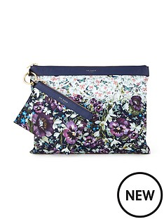 ted-baker-entangled-enchantment-twin-pouch