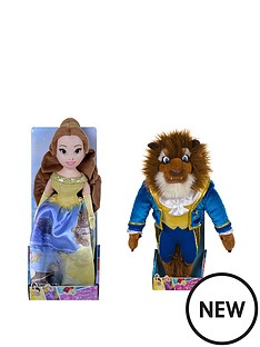 disney-disney-beauty-amp-the-beast-twin-pack-10inch-beast-amp-belle