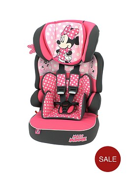 minnie-mouse-minnie-mouse-beline-sp-group-123-high-back-booster-seat