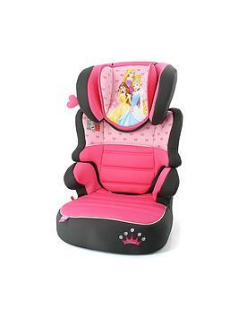Disney Princess Befix Sp Group 23 High Back Booster Seat