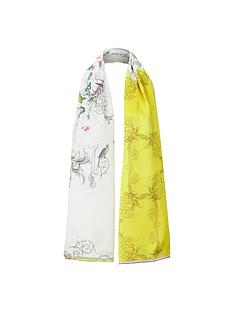 ted-baker-passion-flower-long-scarf