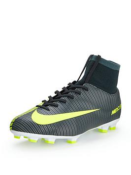 Nike Nike Kids Mercurial Victory Dynamic Fit Firm Ground Football Boot