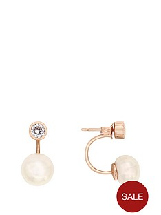 love-pearl-sterling-silver-rose-gold-plated-9mm-button-freshwater-pearl-amp-cubic-zirconia-jacket-earrings