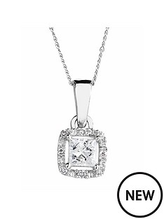 love-diamond-9ct-white-gold-17-point-diamond-pricess-cut-halo-pendant-on-18-inch-curb-chain