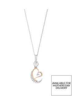 love-diamond-9ct-white-and-rose-gold-diamond-set-heart-pendant
