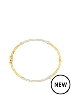 bracci-bracci-9ct-2-colour-figure-of-8-hinged-twsited-bangle