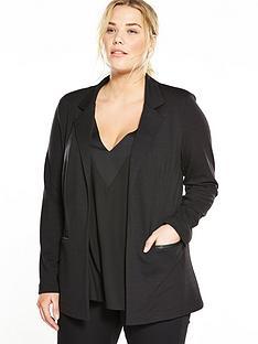 so-fabulous-jersey-blazer-black