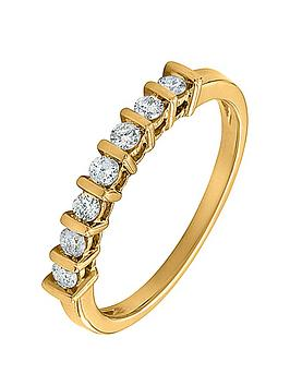 love-diamond-9ct-yellow-gold-25-point-diamond-eternity-ring