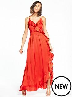 little-mistress-little-mistress-frill-midi-dress