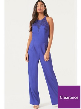 little-mistress-cobalt-jumpsuit-with-mesh-trim