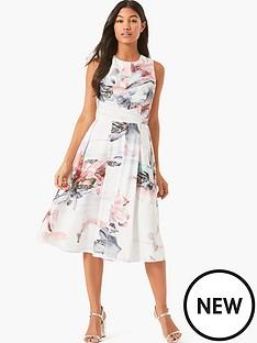 little-mistress-little-mistress-floral-midi-dress