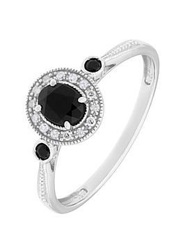 love-gem-9ct-white-gold-black-sapphire-and-diamond-set-ring