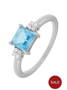 love-gem-sterling-silver-rhodium-plated-blue-topaz-and-7-point-diamond-princess-cut-ring
