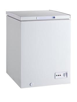 Swan 91Litre Chest Freezer  Next Day Delivery  White