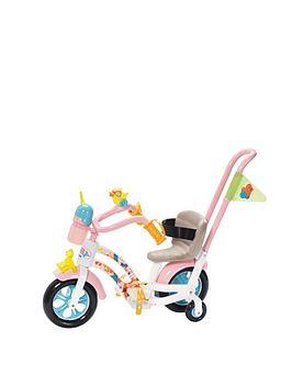 Baby Born Baby Born Play &Amp Fun Bike