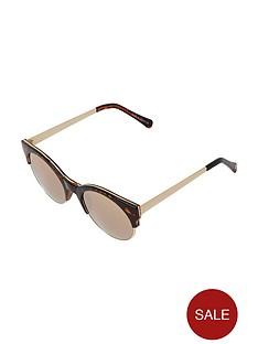river-island-river-island-gold-mirror-lense-sunglasses