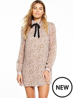 fashion-union-floral-bow-shift-dress-rose
