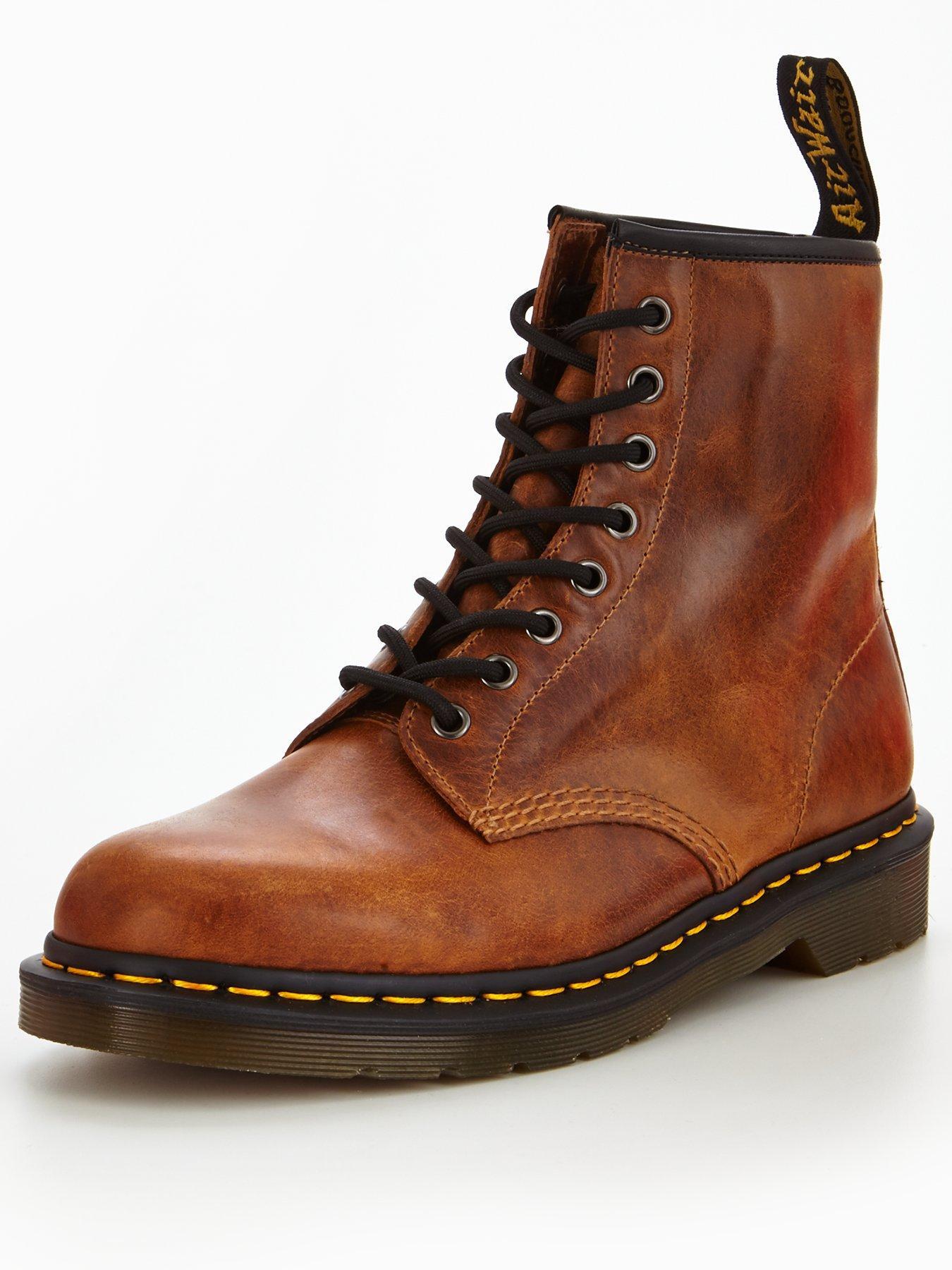 Dr Martens 1460 8 Eyelet Boot 1600153185 Men's Shoes Dr Martens Boots