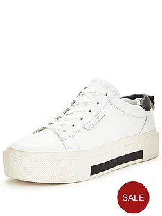kendall-kylie-kendall-kylie-tyler-lace-up-plimsoll