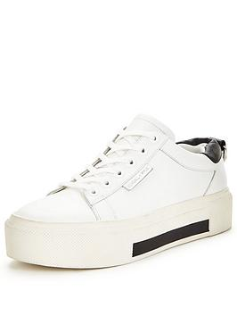 Kendall & Kylie Kendall  Kylie Tyler Lace Up Plimsoll