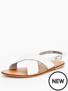 warehouse-cross-strap-slingback-sandal