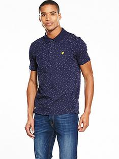 lyle-scott-lyle-amp-scott-mini-square-dot-polo