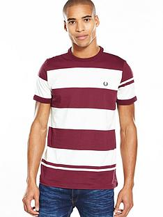 fred-perry-bold-stripe-t-shirt