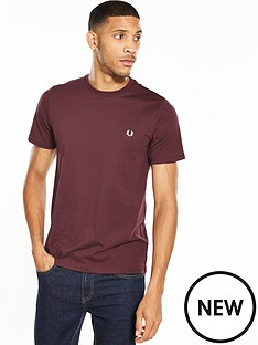 fred-perry-fred-perry-crew-neck-t-shirt