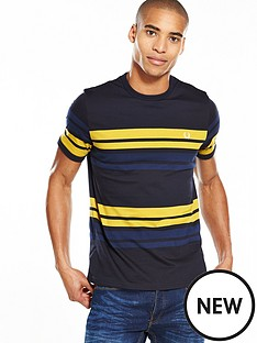 fred-perry-multi-stripe-t-shirt