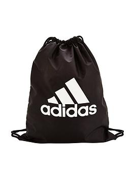 Adidas Boys Logo Gym Bag