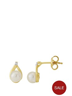 love-pearl-sterling-silver-gold-plated-pearl-and-cz-earrings